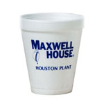 Custom Printed Foam Cups