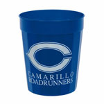 Custom Printed Fluted Stadium Cup